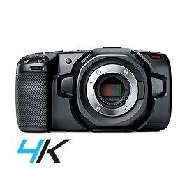 Pocket Cinema Camera 4K - Bundle