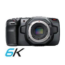Blackmagic Pocket Cinema Cam 6K - Zubehör