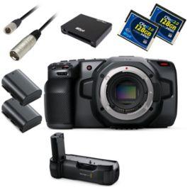 Pocket Cinema Camera 6K - Bundle