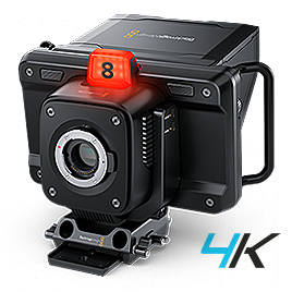Blackmagic Studio Camera 4K  - Zubehör