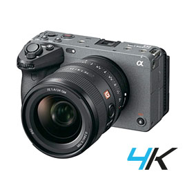 Sony FX3 - Zubehör