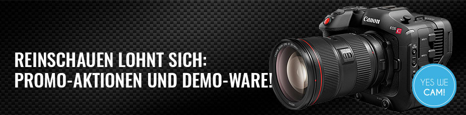 Promos - reinschauen lohnt sich - Promo-Aktionen, Demoware & Sale