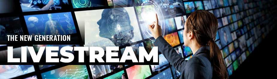 LIVESTREAM - THE NEW GENERATION - TONEART-Shop