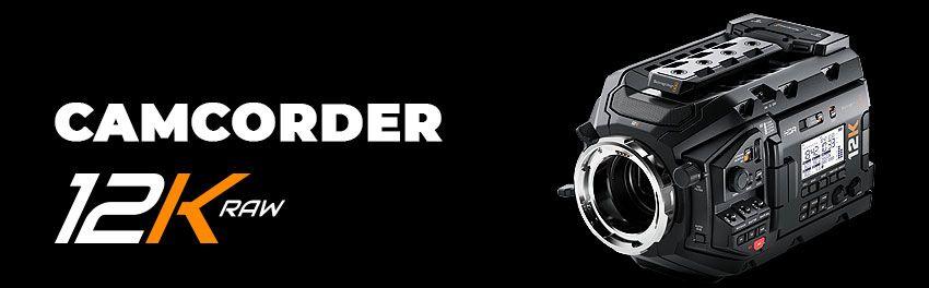Camcorder 12 K - RAW - TONEART-Shop