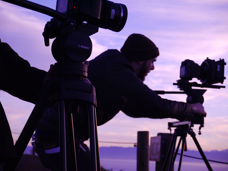 Libec ALLEX Kit Stativkit Sonnenuntergang