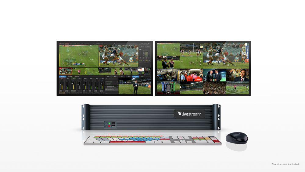 Livestream Studio HD1710 Setup