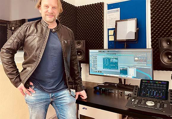 Thomas Zeitz, Geschäftsführer Toneart