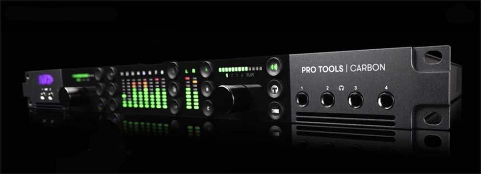 Avid Pro Tools   Carbon - TONEART-Shop