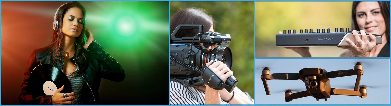 TONEART - The filmlook experts - unser Team