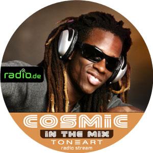 TONEART Radio - COSMIC IN THE MIX