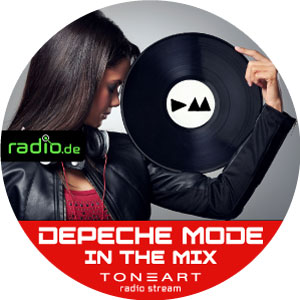 TONEART Radio - DEPECHE MODE IN THE MIX
