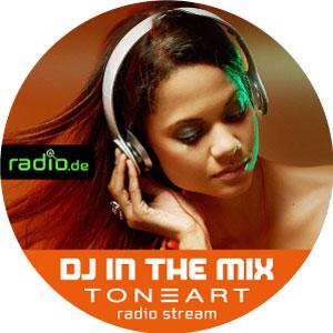 TONEART Radio - DJ in the Mix