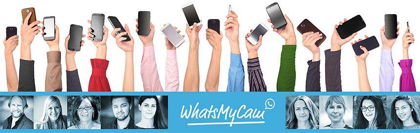 WhatsMyCam - die WhatsApp-Beratung im Toneart-Shop