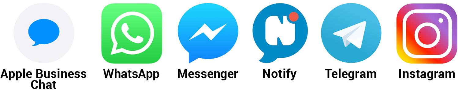 Messenger Dienst TONEART-Shop