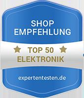 TOP 50 - expertesten.de