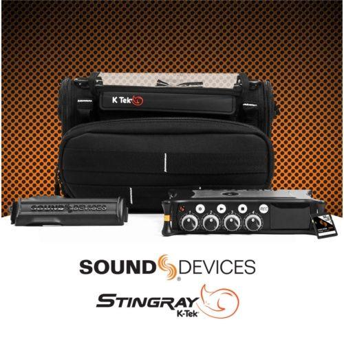 Sound Devices Mixpre-6 Bundle